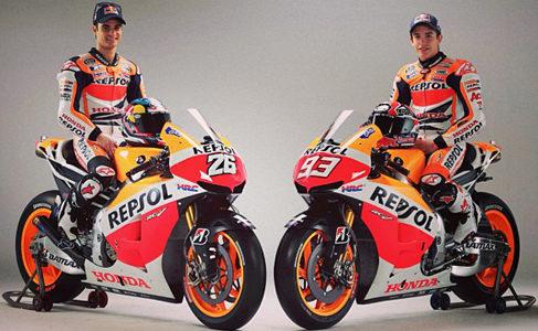 Presentación del equipo Honda Repsol de MotoGP - SPORTYOU