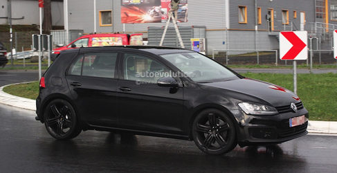 El Volkswagen Golf R, Listo para Ginebra