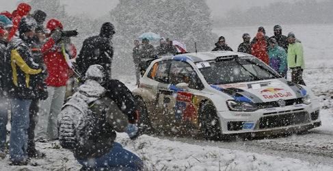 Volkswagen con la vista puesta en el Rally de Suecia