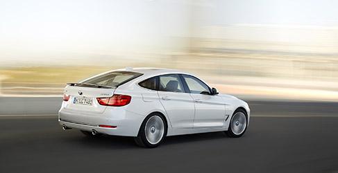 Trasera BMW Serie 3 GT