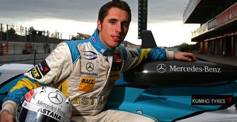 Dani Juncadella podría competir en el DTM con Mercedes
