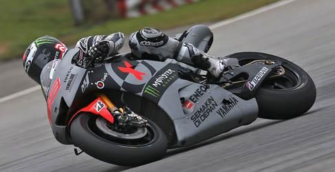 Valentino Rossi y Jorge Lorenzo cierran el test con buenos resultados