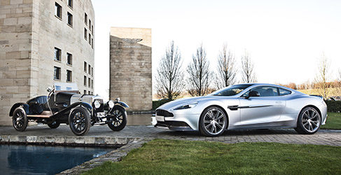 Oficialmente el Aston Martin Vanquish es el coche más bonito