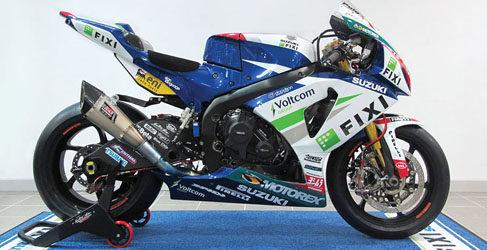 FIXI Crescent Suzuki presenta sus nuevos colores