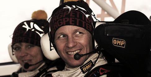 Petter Solberg gana por segunda vez el Rally de Suecia histórico