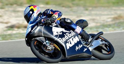 El Circuit de Valencia acoge los primeros test de Moto2 y Moto3