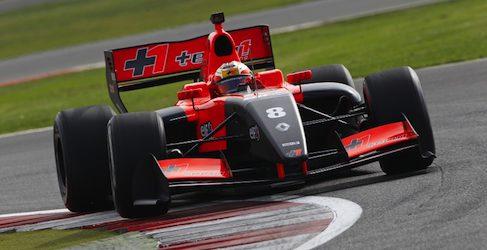 Mikhail Aleshin completa la alineación de Tech 1 en la Fórmula Renault 3.5