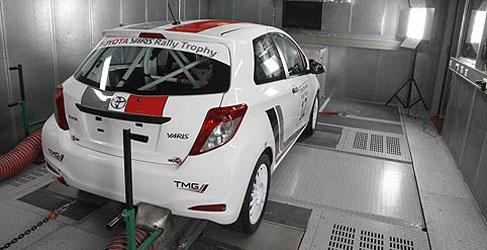 El Yaris S2000 de Toyota se aleja en el tiempo