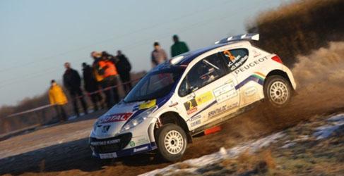 Jan Kopecký y Craig Breen apuntan al Rally Islas Canarias del ERC