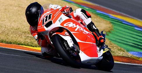 Test Valencia Moto2 / Moto3 día 1: Nico Terol y Maverick Viñales mandan