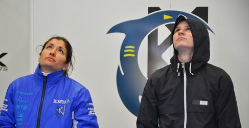 Test Moto2 / Moto3 Día 1 Jerez: Terol y Webb surcan la lluvia