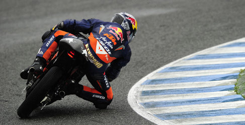 """Luis Salom: """"Tengo que aprovecharlo, dispongo de una moto para ganar"""""""