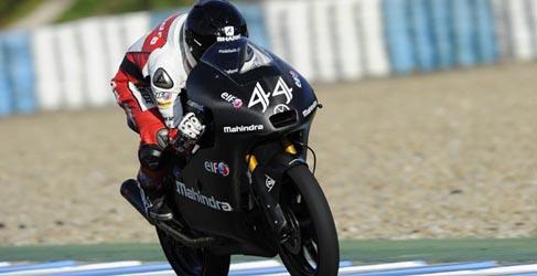 Mahindra sigue mejorando tras los test en Jerez