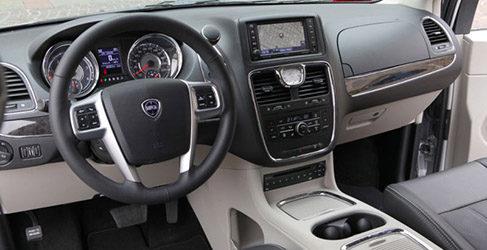 Nueva versión del Lancia Voyager