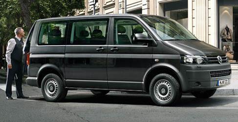 Volkswagen vehículos comerciales arrasa en 2012