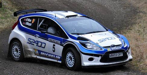 Así fue el debut del Fiesta R5 y del Fiesta S2400