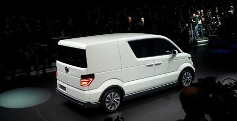 Volkswagen e-Co-Motion: un modelo alternativo