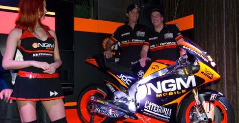 NMG Mobile Forward Racing presenta su proyecto
