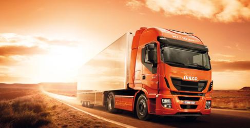 Iveco presenta los nuevos Stralis y Trakker