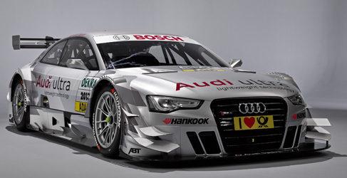 Nuevo Audi RS 5 DTM