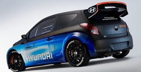 El debut del Hyundai i20 WRC podría ser en Gales