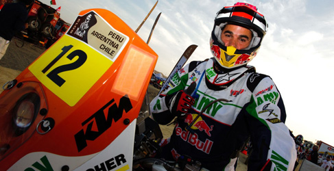 Cyril Despres y Joan Pedrero fuera de KTM Racing