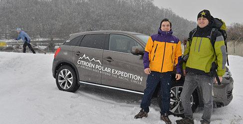 Citroën y SEAT prueban en condiciones extremas