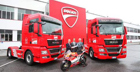 La guerra de los camiones llega a MotoGP