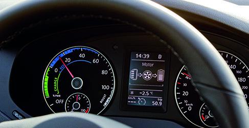 Cuadro de mandos Volkswagen Jetta Hybrid