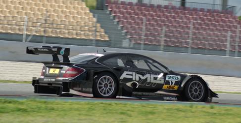 Test DTM Barcelona: Jamie Green despunta en el tercer día