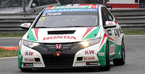 Tarquini teme que Honda haya dado un paso atrás