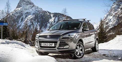 Ford aumentará la producción del Kuga