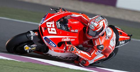 Los 10 clasificados para la Q2 de MotoGP hablan en Losail