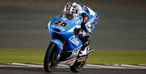 Nakagami y Mack dominan el Warm Up de Moto2 y Moto3
