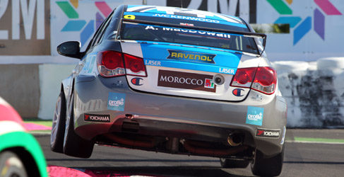 Clasificaciones en el WTCC tras Marrakech
