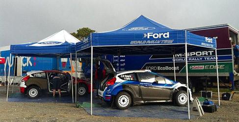 La categoría WRC2 prepara el Rally de Portugal