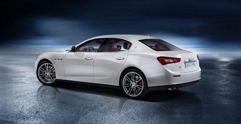 Nuevo Maserati Ghibli