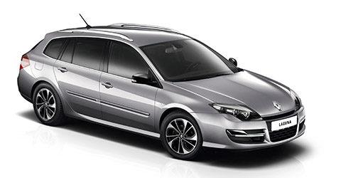 Renault nos deleita con el Laguna Collection 2013
