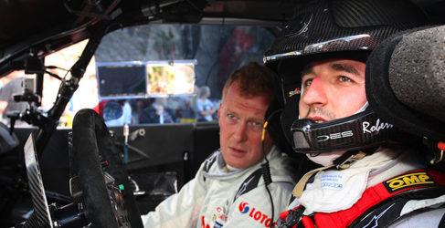 Robert Kubica en los inscritos del Rally de Azores del ERC