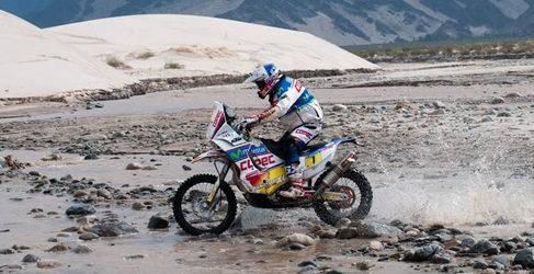 Recorrido Completo Dakar 2014 (Rosario - Valparaíso)