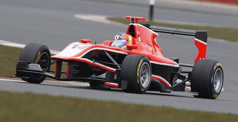 Marussia Manor confirma a Tio Ellinas para la batalla de GP3
