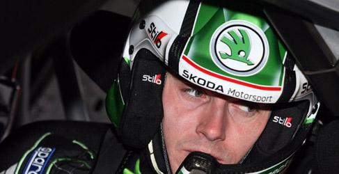 Scratch para Robert Kubica en el QS del Rally de Azores
