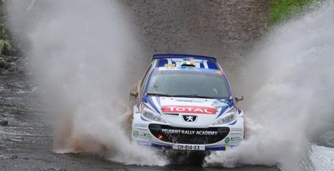Así está el ERC 2013 tras el Rally de Azores