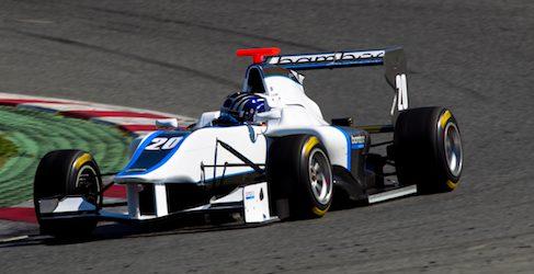 Lewis Williamson vuelve a GP3 con Bamboo Engineering