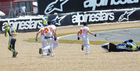 Declaraciones tras la Qualy de MotoGP en Jerez