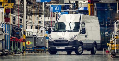Iveco lanza al mercado la nueva Daily Air Pro