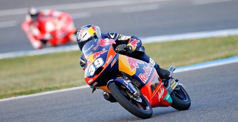 Mack Viñales gana Moto3 en un precoz final en Jerez