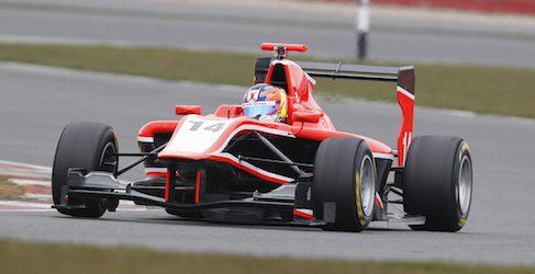 Korjus, cede la Pole en la qualy GP3 a Ellinas por sanción
