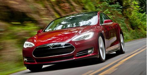 Tesla Model S sin rival alemán en el Segmento F en EEUU
