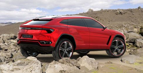 Lamborghini Urus: El SUV que llegará a 2017